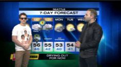 This is so hilarious. why cant Miles Teller and Jai Courtney do the weather all the time?