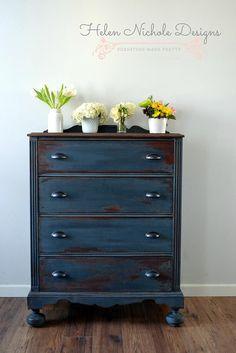 helennicholedesigns dresser in artissimo mms milk paint Milk Paint Furniture, Refurbished Furniture, Repurposed Furniture, Furniture Projects, Furniture Makeover, Diy Furniture, Dresser Makeovers, Furniture Dolly, Furniture Movers