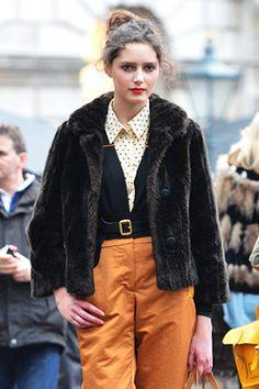 Rosalind Jana from Style.com