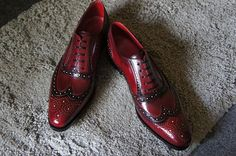 red oxfords