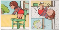 Immagini di situazioni pericolose Riconoscere e imparare ad evitare le situazioni di pericolo Learning English For Kids, Fun Learning, Play School Toys, Daily Schedule Preschool, Cause And Effect Activities, Sequencing Pictures, School Clipart, Classroom Rules, Language Development