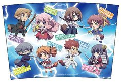 baka and test | Baka and Test! - Zmidy313 Photo (27993277) - Fanpop fanclubs