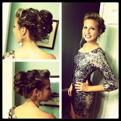 More formal hairstyles!