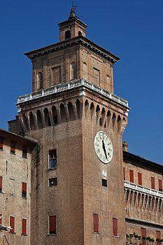 Castello Estense Ferrara , province of Ferrara Emilia-Romagna Italy