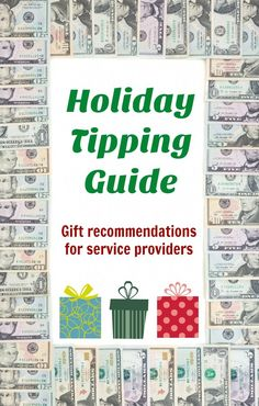 who should you tip at christmas