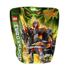 Amazon.com: LEGO Hero Factory FURNO XL 44000: Toys & Games