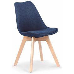 Kjøp - 669 NOK! Merle spisestol - Mørkeblå. En koselig spisestol med moderne design. Spisestolen er tilvirket av