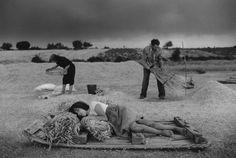 Cristina Garcia Rodero, In the fresh air, Escobar, Spain, 1988