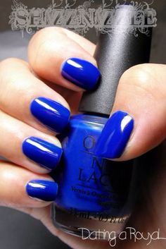 Need nail polish in this color!