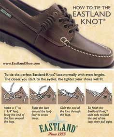 I was thinking about this knot the other day for AB's shoes that come untied constantly.  I couldn't remember how to do it at all.  So, yay!