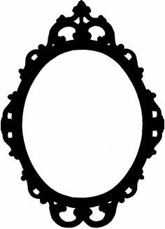 The Free SVG Blog: Another beautiful frame - Free .SVG Download
