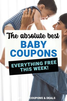 New Baby Coupons are added daily to help you save on the baby items you buy. Baby Coupons for tops brands like Huggies, Dr. Brown, Pampers, Gerber and more. Save more with Baby Coupons. Digital Coupons, Printable Coupons, Baby Coupons, Everything Free, Store Coupons, Coupon Deals, Money Saving Tips, Frugal Living, Personal Finance