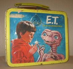 ET phone home! lunch box had this one