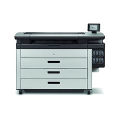 HP PageWide XL 8000 Printer  Meet demand peaks, save with the ultimate in high-productivity print speed in monochrome and color.  Print up to 30 D/A1 pages/min (1500 D/A1 pages/hr)—the fastest print speed in the market, even versus LED.