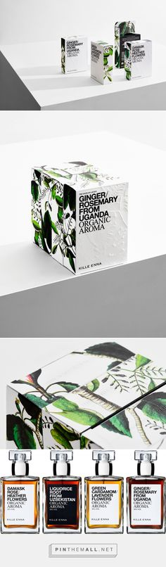 Organic Aroma packaging - homework | Fivestar Branding – Design and Branding Agency & Inspiration Gallery