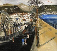 Sven Erixson, Promenade des Anglais in Nice