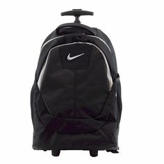 Nike Accessories Microfiber Core Rolling Backpack -- This is an Amazon Affiliate link. Want to know more, click on the image.