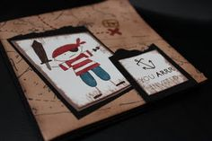Pirate Party Invitation/Card