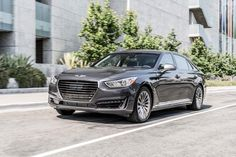 The 2017 Genesis G90 feels rich and polished and astutely bred. No glaring…