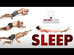6 Techniques to Help you get Some Sleep (Video) - Functional Patterns