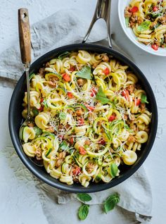 Salmon And Zucchini Pasta Recipes.Recipe: Spinach And Ricotta Lasagne With Courgette Pasta . Easy Weeknight Dinner Recipes The Idea Room. Zucchini Pasta Recipes, Shrimp Recipes, Pork Recipes, Sausage Recipes, Lentil Recipes, Vegetable Recipes, Vegetarian Recipes, Mexican Recipes, Lemon Spaghetti