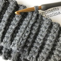 Hallo meine lieben Leser. Schön, dass ihr alle noch da seid. Wo ich doch in letzter Zeit nicht so häufig von mir hören lasse. ♥ Mode Crochet, Knit Crochet, Home Crafts, Knitted Hats, Projects To Try, Crochet Patterns, Knitting, Blog, Inspiration