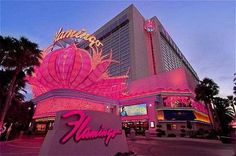 The Flamingo Hotel - Las Vegas  This was the location of Party Gals convention a year after I started in 2009