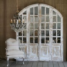 fabulous white french doors