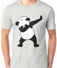 DAB PANDA DAB Unisex T-Shirt