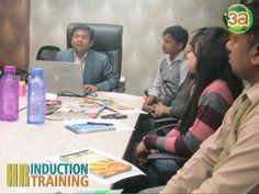 Mr. Prakash Arya, AVP-MARCOM sharing his views on 'Communication & Basics of Etiquettes'.