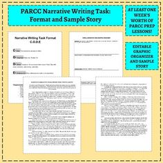 Research Simulation Task (PARCC): Essay Structure/Outline ...