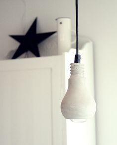 Need a lighting solution for around home? Check out this great design idea!