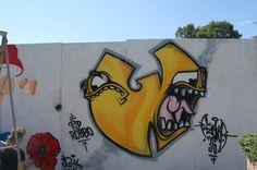 Gloucester Paint Jam 2-3 August 2014 #streetart #Graffiti Festival King's Walk Flava