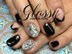 Most of them are Gel and Acrylic artificial nails but you might catch a few natural ones. Some Designs are hand painted and others are. Artificial Nails, Shellac, Nail Polish, Bling, Hand Painted, Gallery, Jewel, Manicure, Polish