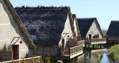 Les Iles de Clovis #PuyduFou #france #vendee #hotel #chambre #iles #IlesdeClovis