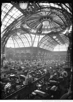 Salon de l'auto 1912 [au Grand Palais], vue générale (agence Rol, 1912).