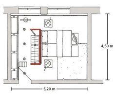 Dividir+espacios+en+el+dormitorio+|+Decoración+Hogar,+Ideas+y+Cosas+Bonitas+para+Decorar+el+Hogar