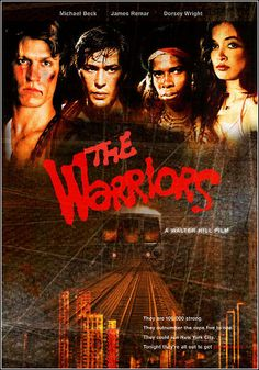 The Warriors..warriors..come out and play....