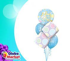 ¡Para tu baby shower! #GloboMarket #EnglobaTusEmociones