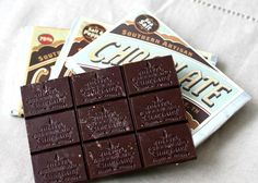 Olive & Sinclair Chocolate