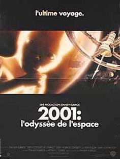 Posteritati: 2001: A SPACE ODYSSEY R2001 French 47x63