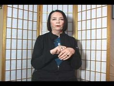 Jin Shin Jyutsu - JSJ - A bit of the history of this healing art - Holding the Fingers:  5 Minutes to Balance ~ Center ~ Harmonize
