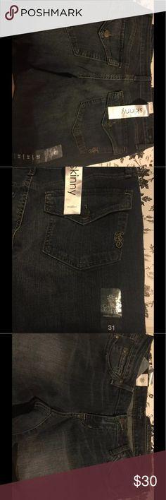 Malibu Skinny Stretch Jeans New 31 Or 12 34W 32L Jessica Simpson Malibu Skinny Stretch Jeans New W/ Tags Ladies 31 Or 12 34W 32L Jessica Simpson Jeans Skinny