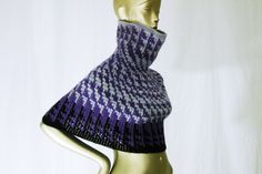ronacreations crochet poncho