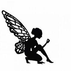 Fairy Cutout 1
