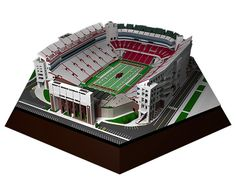 the Stadium Shoppe - Arkansas Razorback - Razorback Stadium Replica, $179.99 (http://www.thestadiumshoppe.com/arkansas-razorback-razorback-stadium-replica/)