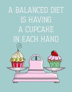 cute cupcake quote