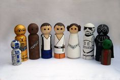 Hey, I found this really awesome Etsy listing at https://www.etsy.com/uk/listing/205087864/star-wars-peg-people