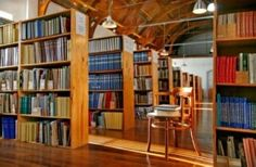 Art Collections Library; Iziko South African Gallery Annexe; St John's Street, Cape Town