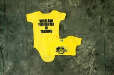 Wildland Firefighter in Training. Need this!!!
